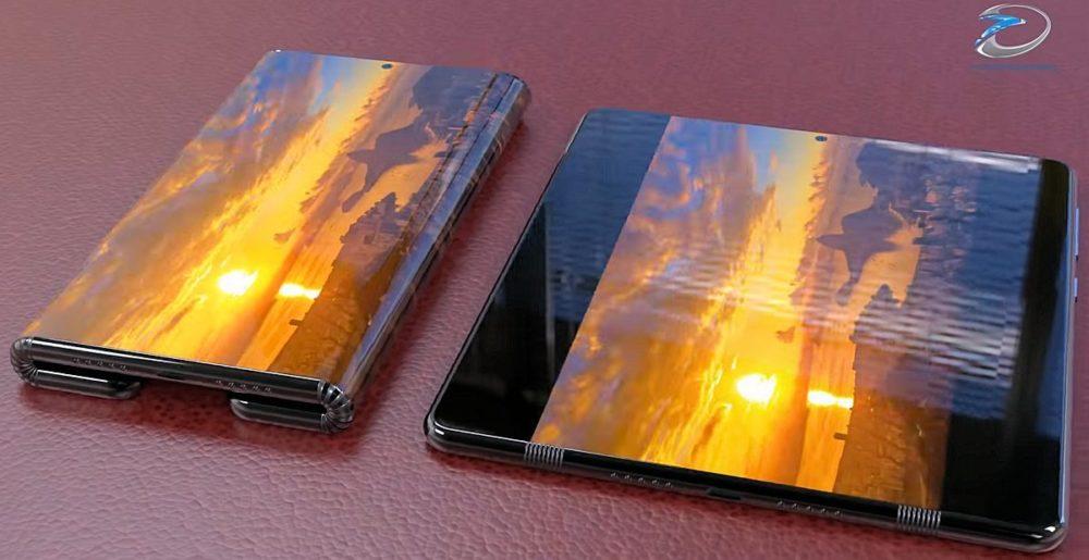 xiaomi składany smartfon