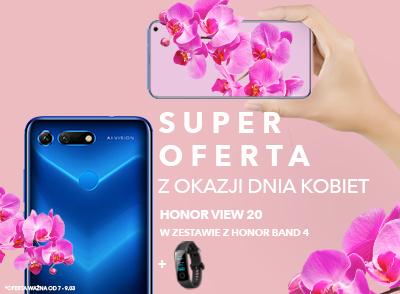 huawei honor 10 promocja