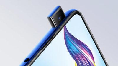 W Rosji został zaprezentowany smartfon Vivo V15 Pro z wysuwaną kamerą do selfie