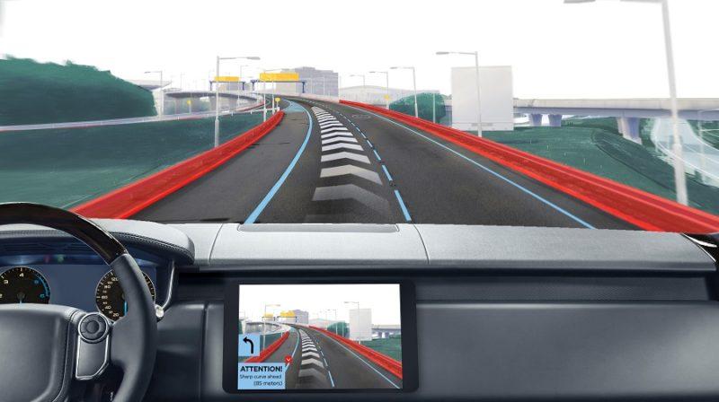 Tomtom i Elektrobit prezentują pierwszy horyzont mapy HD dla automatycznej jazdy
