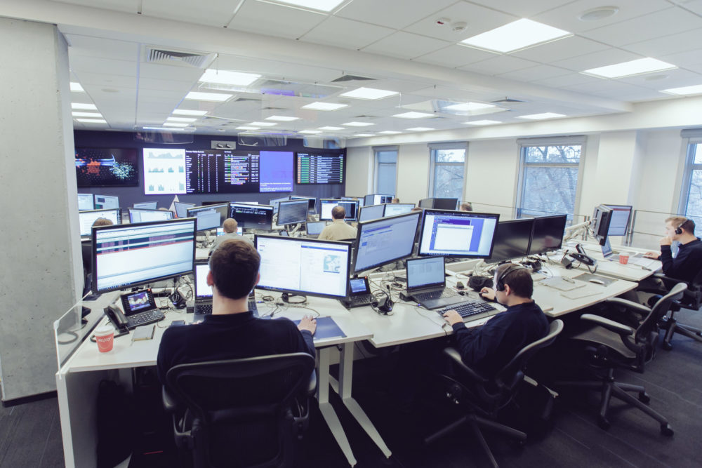 Cisco Security Operations Center w Krakowie 1