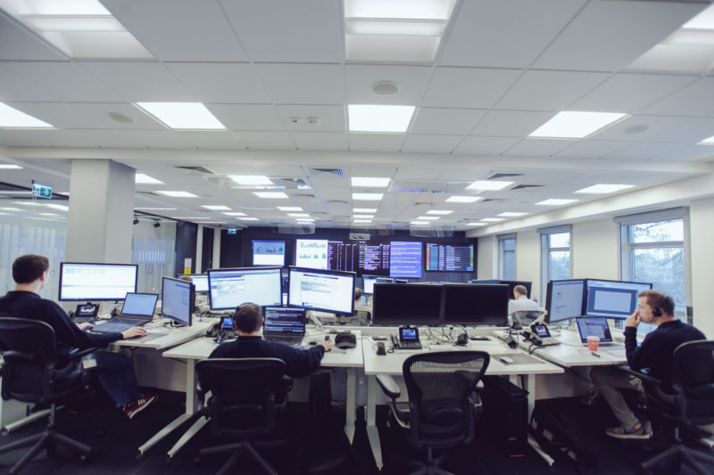 Cisco Security Operations Center w Krakowie 2
