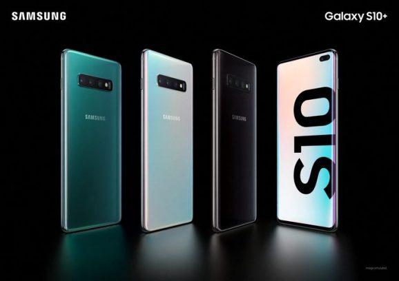 Samsung Galaxy S10 bije rekord przedsprzedaży