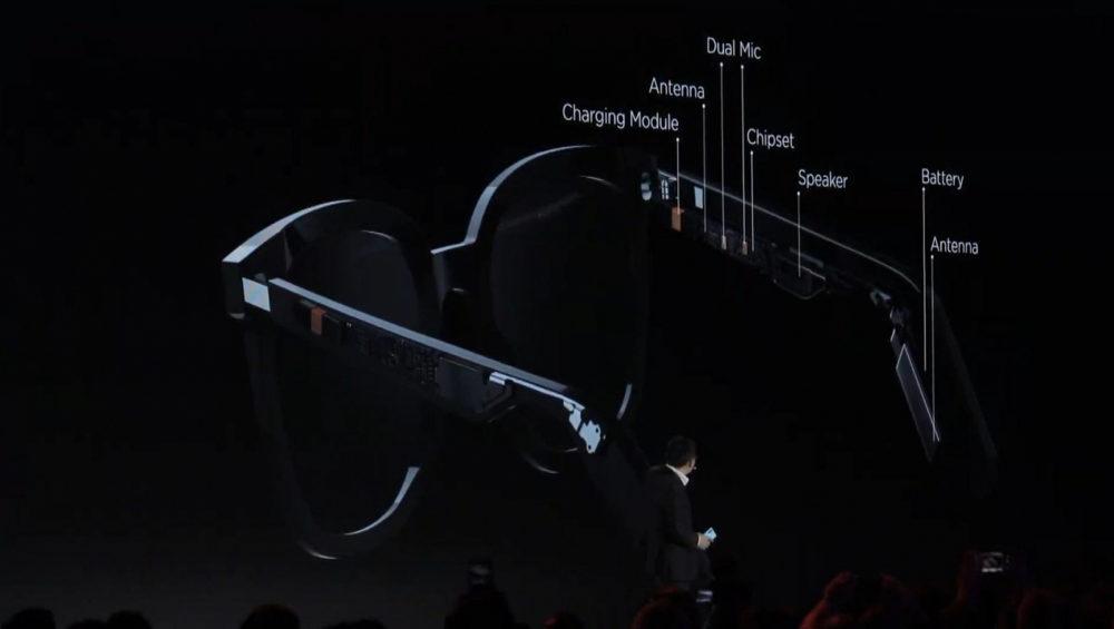 Huawei inteligentne okulary