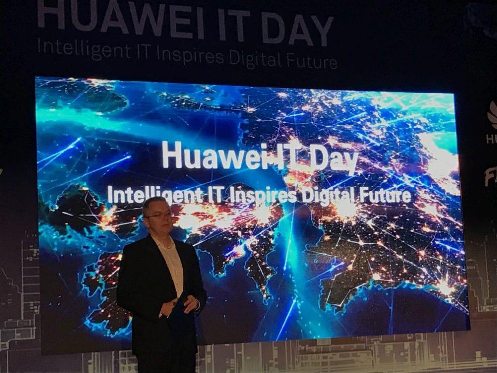 Huawei IT Day: macierze all-flash zdominują rynek pamięci masowych