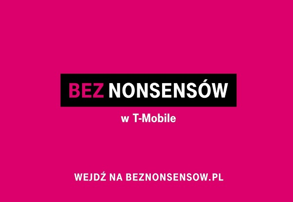Bez nonsensów w T‑Mobile – startuje kampania teaserowa