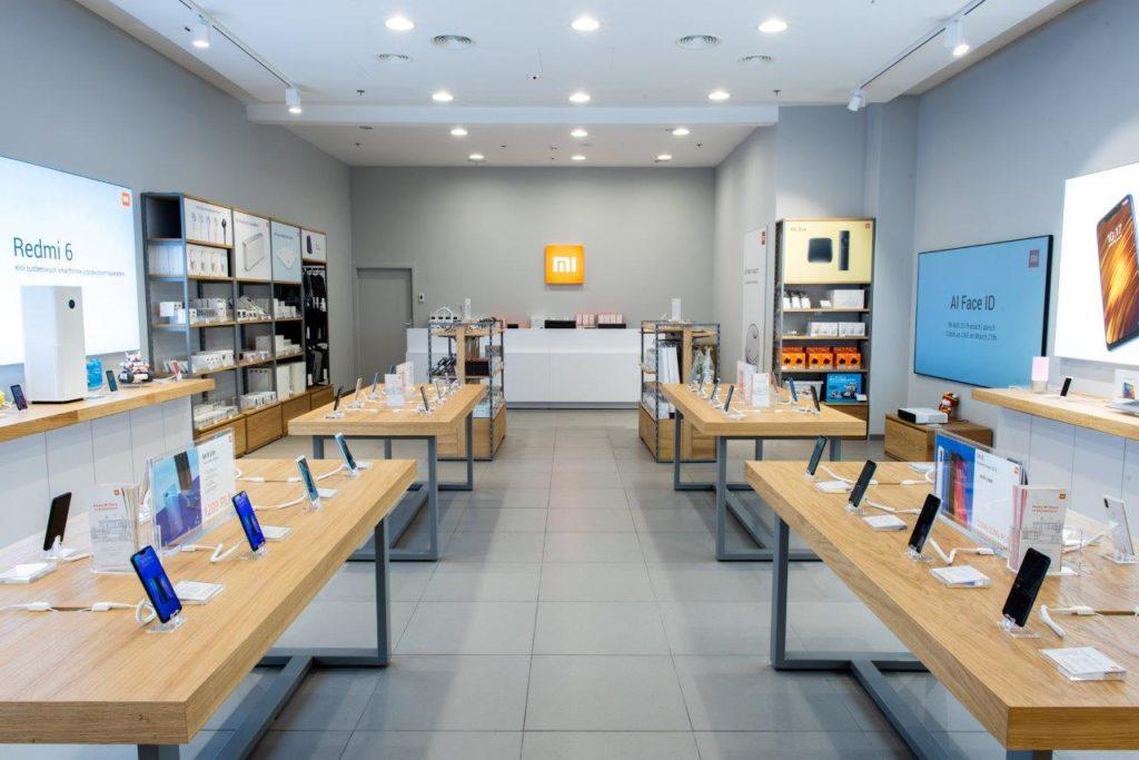 Xiaomi Mi Store Centrum Riviera