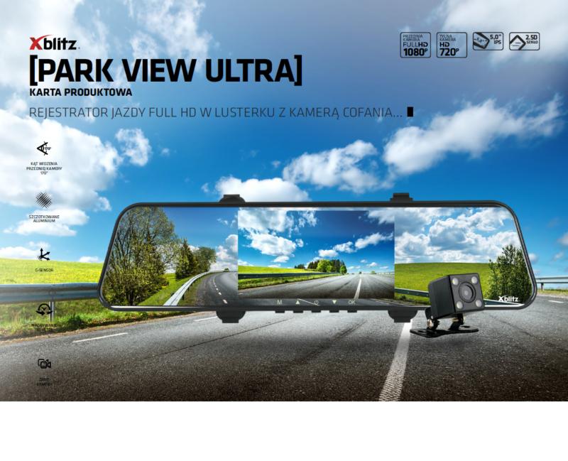 Xblitz Park View Ultra