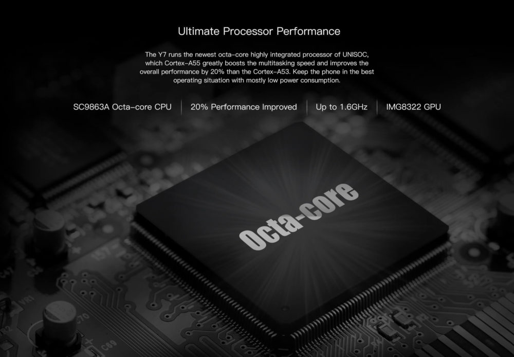 Y7 Processor