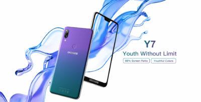 DOOGEE z nowym smartfonem Y7 w Polsce