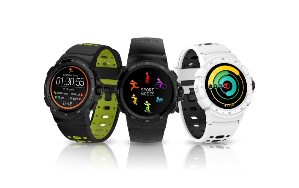 MyKronoz: ZeSport² - sportowy smartwatch nowej generacji