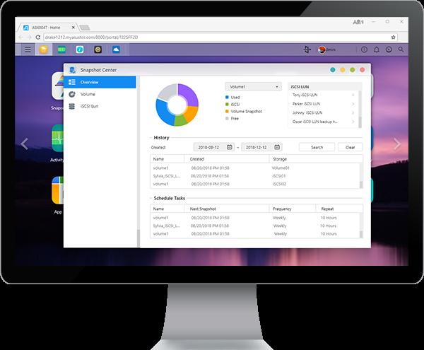 Asustor: nowa wersja oprogramowania dla NAS-ów