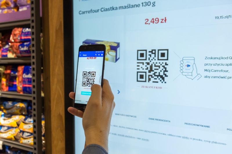 Carrefour przyspiesza z cyfryzacją. Współpraca sieci z Google zrewolucjonizuje polski rynek detaliczny