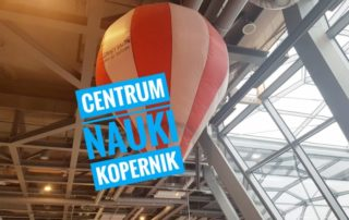 Bilety do Centrum Nauki Kopernik do umowy