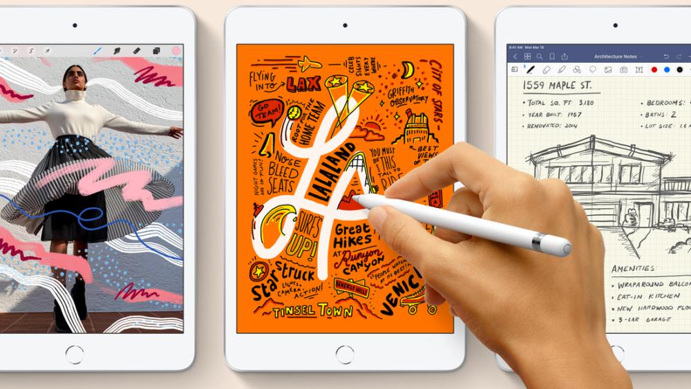 Apple zaprezentował nowe iPad 5