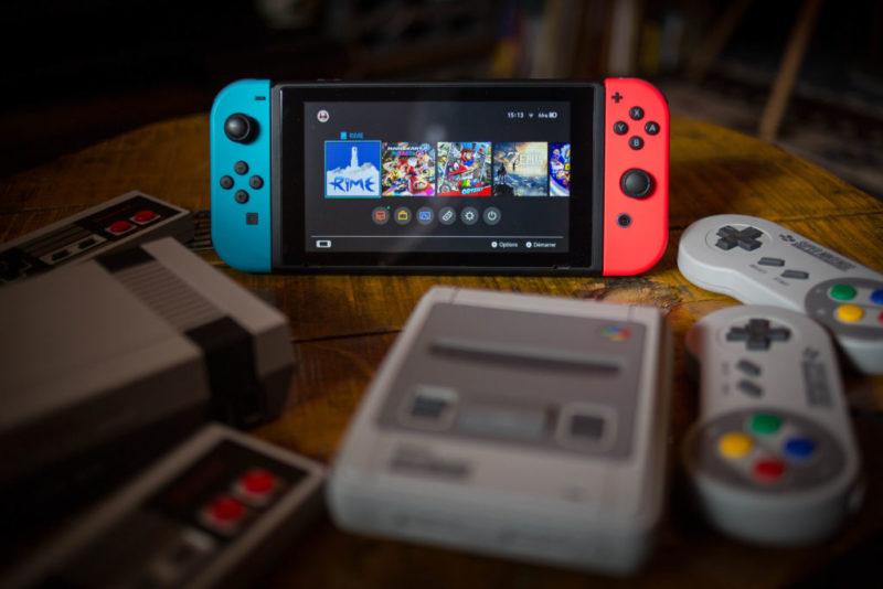 Nintendo przygotowuje dwie nowe konsoli 1