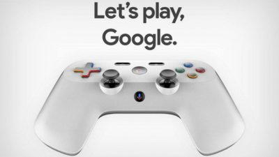 Pojawiły się pierwsze zdjęcia kontrolera od Google