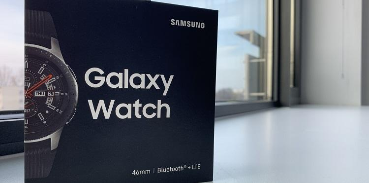 samsung galaxy watch 46 mm bluetooth lte z esim w orange 750x371