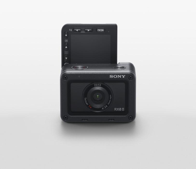 Nowy Sony RX0 II: najmniejszy i najlżejszy na świecie aparat ultrakompaktowy klasy premium