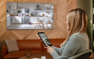 """Jedynie co trzeci Polak wie co to jest smart living. Samsung i Echo Investment – """"Chcemy to zmienić."""""""
