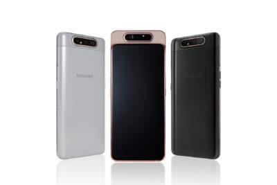 Nowy Samsung Galaxy A80: stworzony z myślą o erze transmisji live
