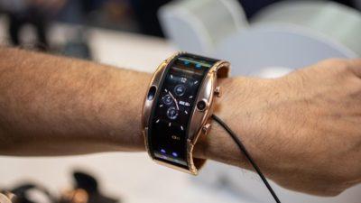 Nubia Alpha zegarek smartfon