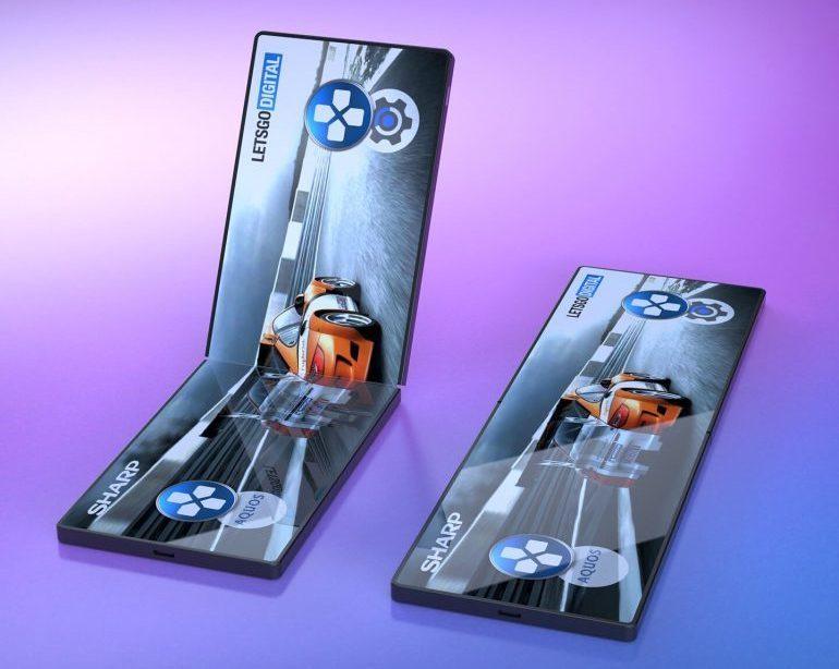 shapr elastyczny smartfon