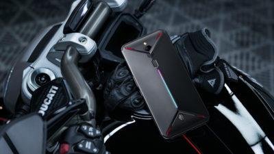 Nubia Red Magic 3 - smartfon z wentylatorem smartfon dla graczy