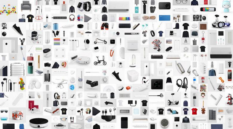 W ciągu 3 miesięcy Xiaomi wydała 44 produkty, które nie mają nic wspólnego z telefonami