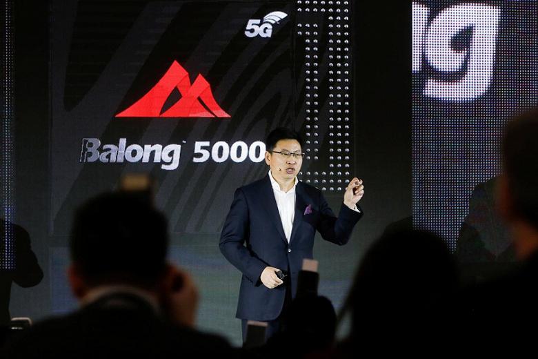 """Firma Huawei zaprezentowała """"pierwszy na świecie"""" moduł 5G dla samochodów"""