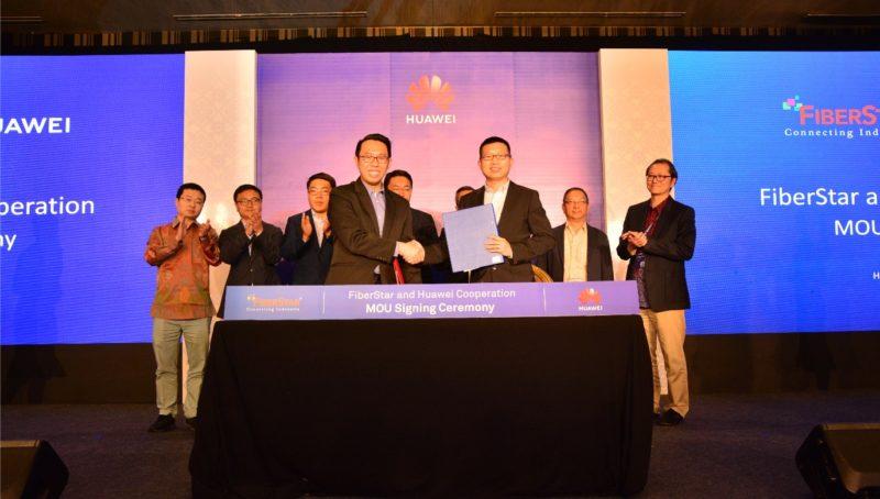 Indonezja: Huawei podpisał porozumienie dotyczące budowy sieci ultra-szerokopasmowej