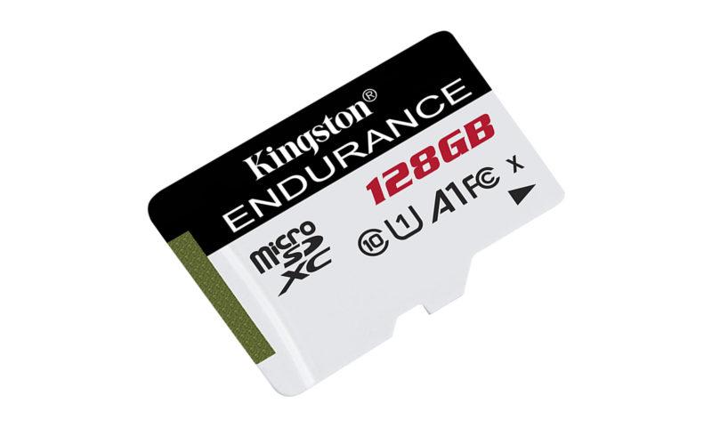 High Endurance microSD 128GB