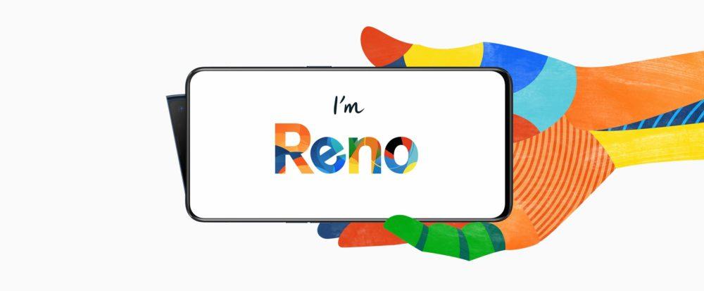 Poznaj Reno: budzącą kreatywność nową serię smartfonów OPPO