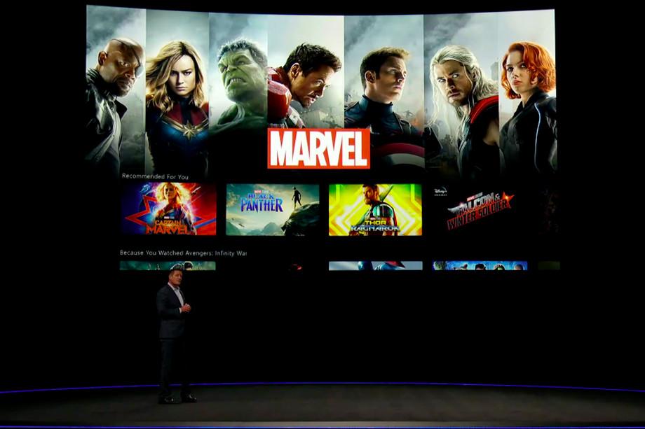 Disney uruchomi bezpośredniego konkurenta NETFLIX w listopadzie