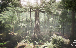 """The Tree Inicjatywa HTC Vive –""""VR for Impact"""""""