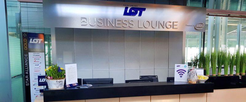 Bezpłatny internet UPC w salonach biznesowych LOT-u