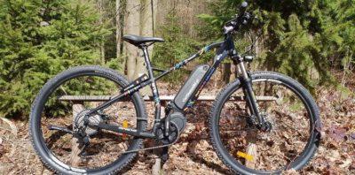 Orange stworzył w Dusznikach-Zdroju automatyczną wypożyczalnię elektrycznych rowerów górskich