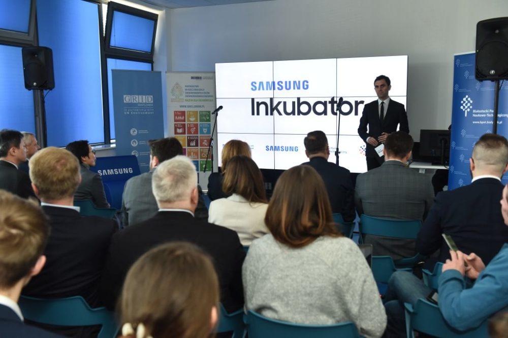 Samsung Inkubator dla startupów, które naprawiają świat