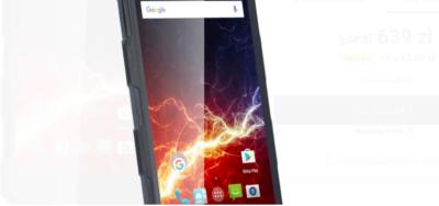 Pancerny smartfon w lepszej cenie