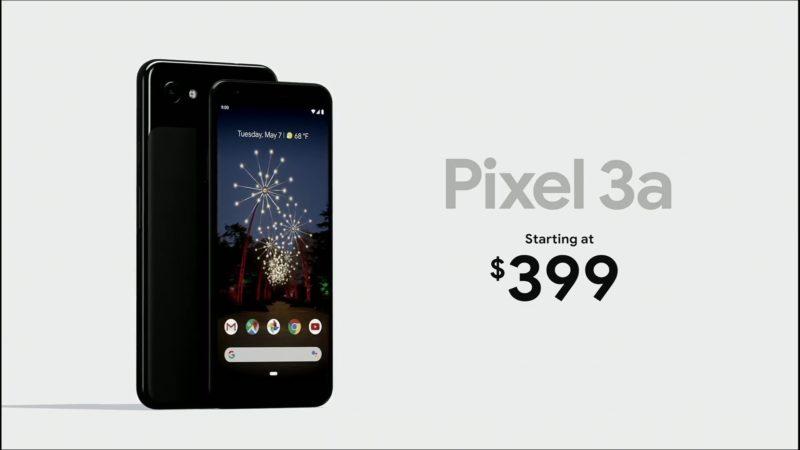 Pixel 3a i 3a XL google