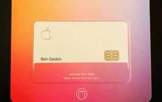 Jak wygląda pierwsza karta bankowa od Apple