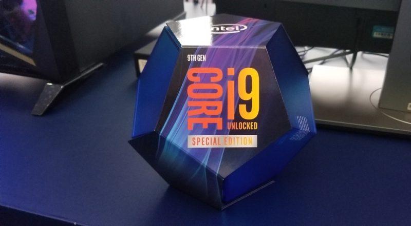 Firma Intel zaprezentowała najbardziej wydajny procesor Core i9-9900KS