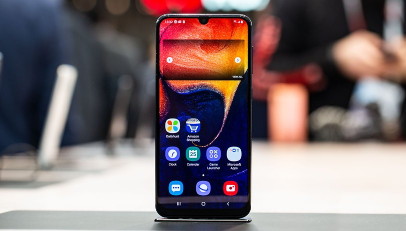 AndroidPIT samsung galaxy a50 hero w810h462
