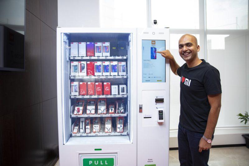 Xiaomi będzie sprzedawać swoje gadżety przez specjalne kioski