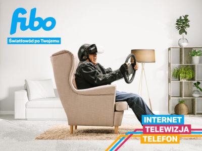 Fibo nowa marka internetu Fibo - nowa marka światłowodowych mediów domowych