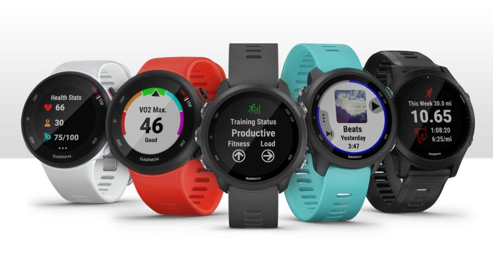 Garmin przedstawia nową serię smartwatchy GPS Forerunner