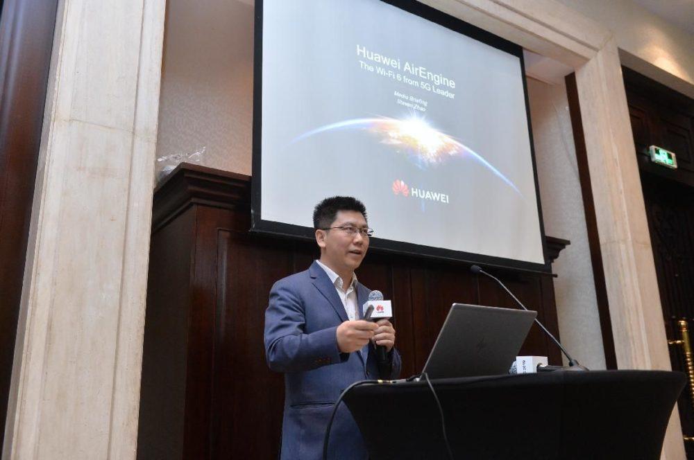 Huawei prezentuje AirEngine dla Wi-Fi