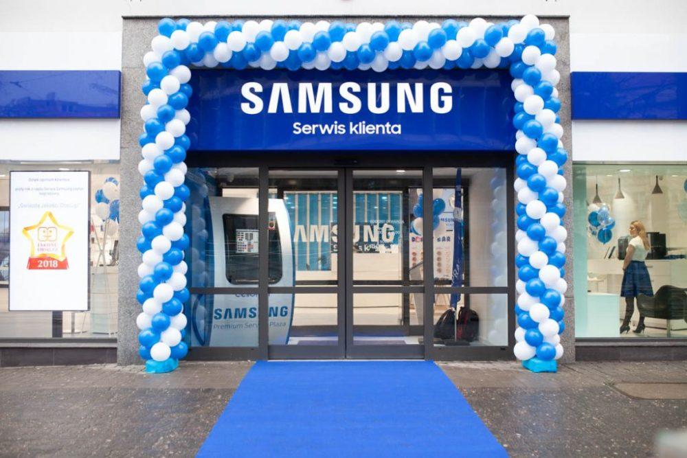 Samsung Polska: jako pierwsi w Europie wprowadzamy Cellomat