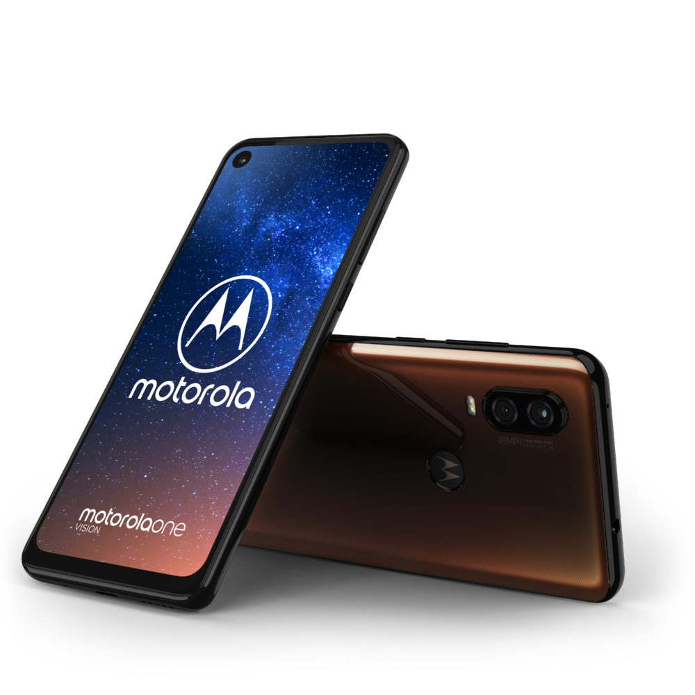 Motorola one vision: jasna strona życia — nawet w słabym oświetleniu
