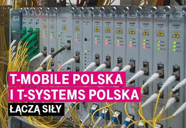 T‑Mobile Polska i T-Systems wzmacniają kompetencje w obszarze rozwiązań chmurowych oraz cyfryzacji przedsiębiorstw